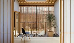 国分の棲遅: キリコ設計事務所が手掛けた庭です。