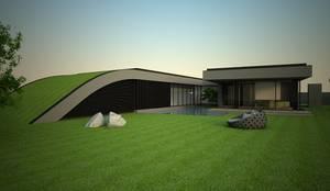 A pluralidade das formas : Casas unifamilares  por Atelier 72 - Arquitetura, Lda