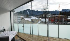 schmidinger winterg rten fenster verglasungen teilverglaste terrassen berdachung aus glas. Black Bedroom Furniture Sets. Home Design Ideas