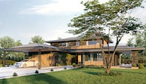 Дома в . Автор – TISSU Architecture