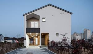 고운동 고운숲: 소하  건축사사무소    SoHAA의  주택