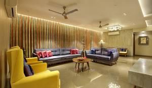 Project 1: modern Living room by Al Hashro Interiors