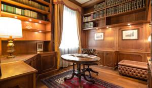 Architrek의  서재 & 사무실