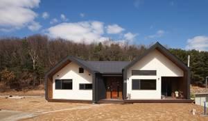 주택 외관: 위드하임의  전원 주택