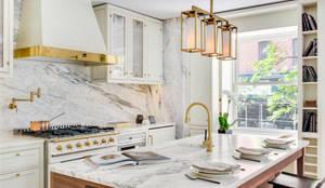 Проект апартаменты Мэдиссон : Кухни в . Автор – VADIM MALTSEV DESIGN&DECOR | FURNITURE