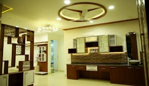 Project 1: modern Kitchen by Meticular Interiors