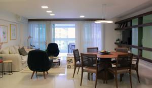 Sala de estar: Salas de estar modernas por STUDIO CALI ARQUITETURA E DESIGN
