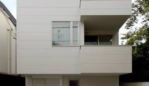 外観|上野毛の家: U建築設計室が手掛けた家です。