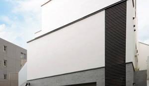 外観: TERAJIMA ARCHITECTSが手掛けた家です。
