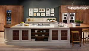Grand Designs Live 2014:  Kitchen by Teddy Edwards