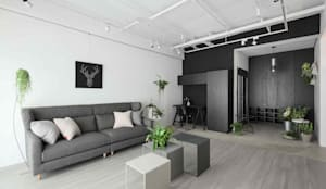 文儀室內裝修設計有限公司의  거실