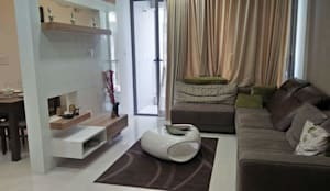 Project:  Living room by MADE AFTER DESIGN LLP