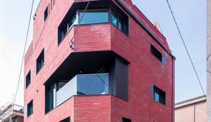 士;dang: AAPA건축사사무소의  다가구 주택