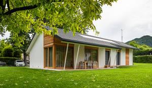 Сборные дома в . Автор – Woodbau Srl