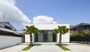 正面: 藤原・室 建築設計事務所が手掛けた家です。