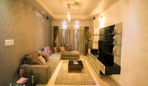 Interior:  Living room by Dream Touch ,