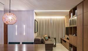 Salas: Salas de estar  por Stúdio Ninho
