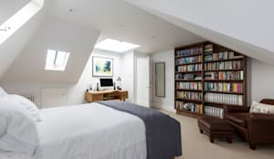 Bedroom:  Bedroom by Resi Architects in London