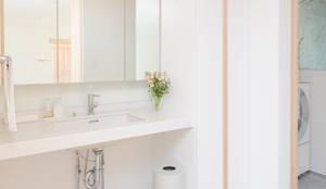 平和町の家: 五藤久佳デザインオフィス有限会社が手掛けた浴室です。