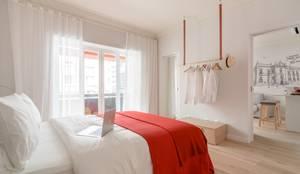 Apartamento Encarnado - Quarto: Hotéis  por IN PACTO