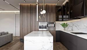 UI017: Кухни в . Автор – U-Style design studio