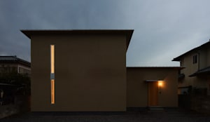 Case Study House #59 W house: NASU CLUBが手掛けた一戸建て住宅です。,