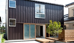 g house: Takeru Shoji Architects.Co.,Ltdが手掛けた家です。