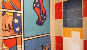 Agence ADI-HOMEが手掛けた壁