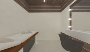 Make Up cum Beauty Room..:  Commercial Spaces by Archspace Interio