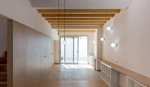1405DV_Estar comedor: Salones de estilo moderno de AlbertBrito Arquitectura