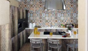 Яркая вилла на о. Кипр|Bright villa on Cyprus|Parlaklı villa Kıbrıs'ta: Кухни в . Автор – Eli's Home