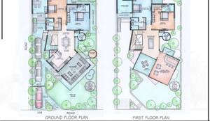 floor plans:  Bungalows by Design Shelve