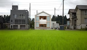 Takeru Shoji Architects.Co.,Ltd의  주택
