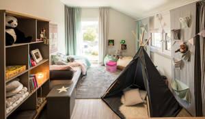 Kinderzimmer: moderne Kinderzimmer von FingerHaus GmbH