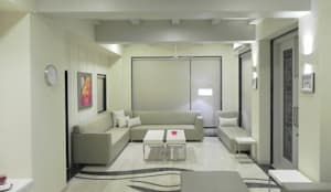 Living room Designs: modern Living room by Chawla N Associates