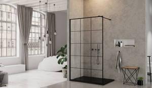Lattice: moderne Badezimmer von ZICCO GmbH