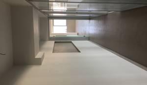 Bider Mimarlık İnşaat Ltd. Şti. – Önceki durum:  tarz Ofis Alanları