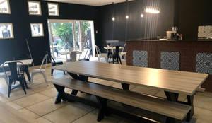 Coffee Shop Design:  Gastronomy by CS DESIGN