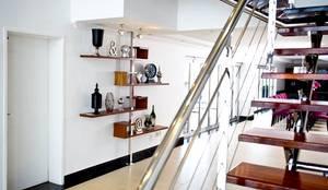 Entrance :  Corridor & hallway by AB DESIGN