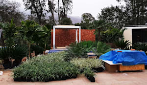 CASACOR 2017: Jardines de estilo topical por Marcia Lenz Paisajismo