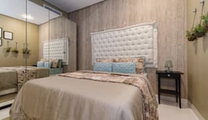 The Beige Bedroom: classic Bedroom by Aorta the heart of art