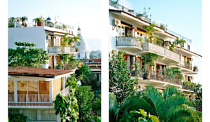 CONDOMINIO BAHIA ALEGRE : Casas de estilo  por RGR Arquitectos + Urban Strategy