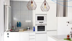 COCINA: Cocinas integrales de estilo  de SP_Arquitectura