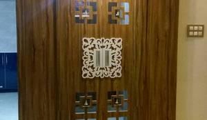 Interiors : asian Bathroom by Honeybee Interior Designers