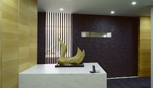 エントランス: 松岡淳建築設計事務所が手掛けた廊下 & 玄関です。
