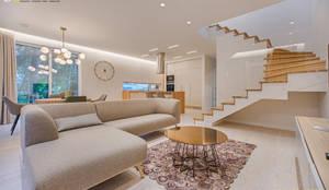 Living Room Designs:  Living room by Designclick