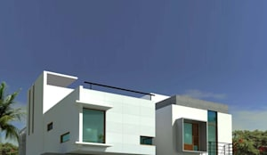 Divine Homes:  Houses by Geometrixs Architects & Engineers