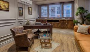 ARTERRA MİMARLIK LTD.ŞTİ. – YÖNETİCİ OFİSİ:  tarz Ofisler ve Mağazalar
