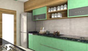 Kitchen:  Kitchen by DesignTechSolutions