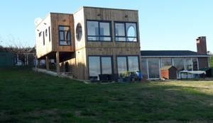 MOVİ evleri – MOVİ ÇOK KATLI MOBİL YAŞAM ALANLARI :  tarz Ahşap ev